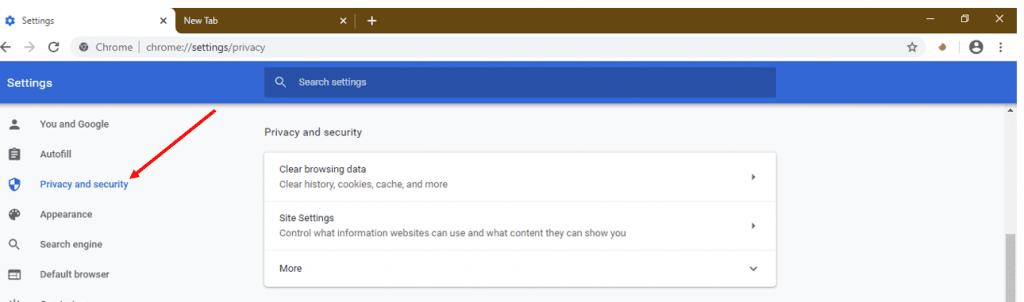 JavaScript on Google Chrome 3